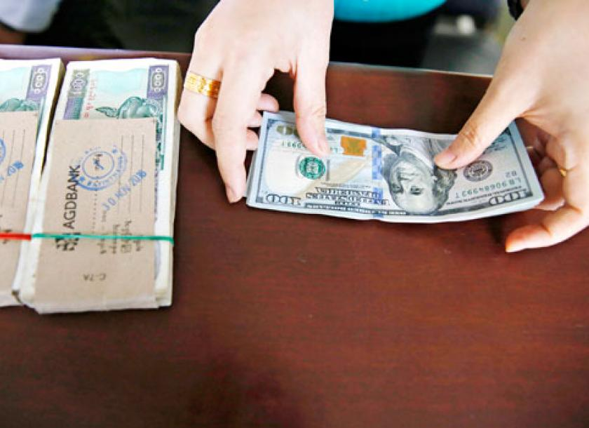 Kyat Slumps But Uncertainty Clouds