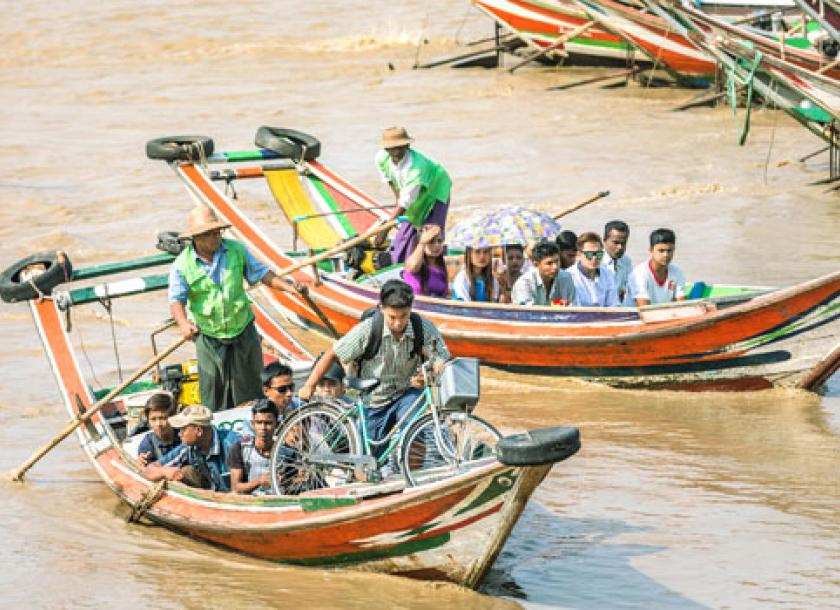 Water transport to begin operation in early June | The ...
