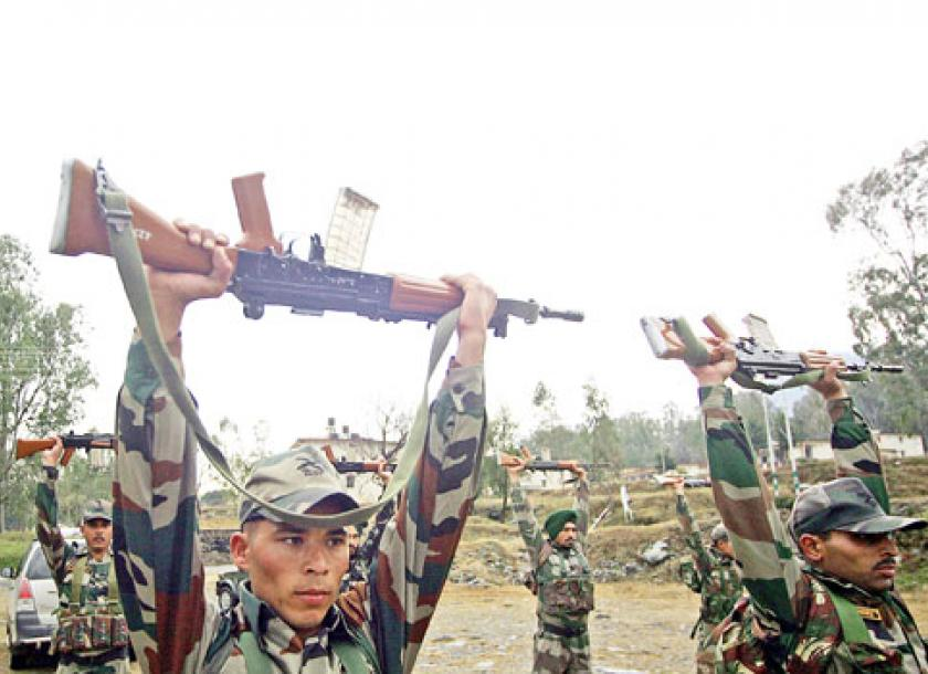 Indian army to provide UN peacekeeping training to Myanmar