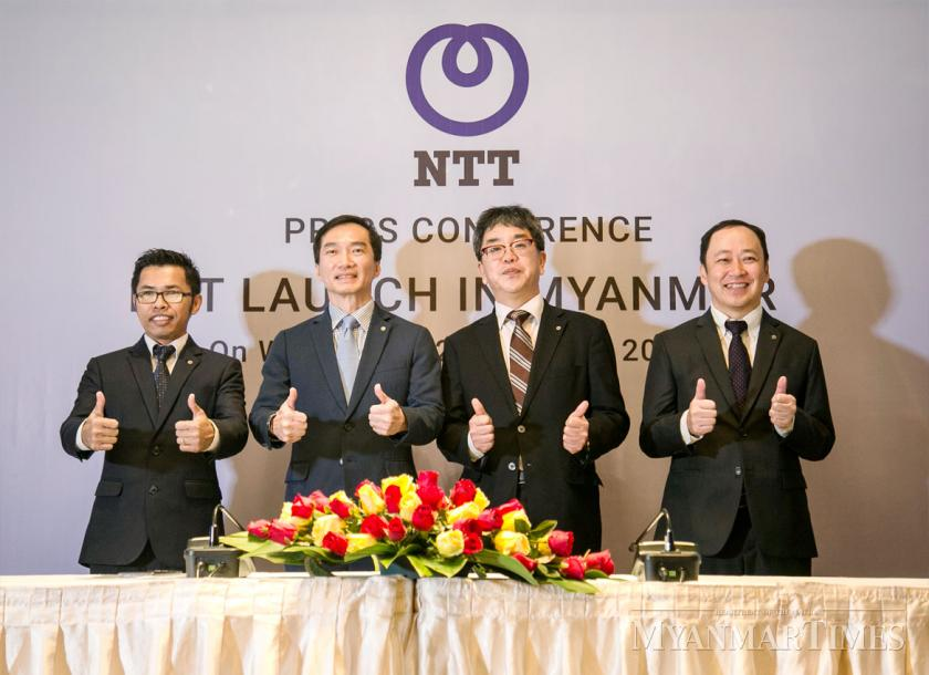 Image result for Japanese NTT sets up US$5M local subsidiary