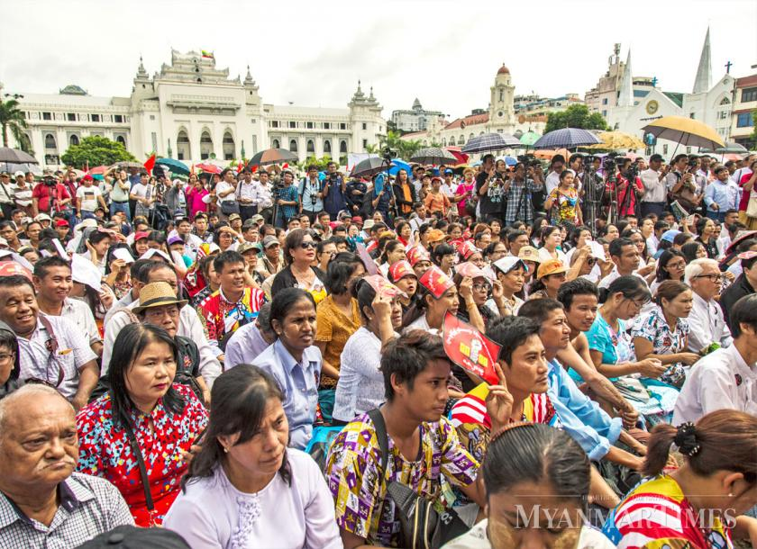 Low-key event to mark 8888 Uprising anniversary | The Myanmar Times