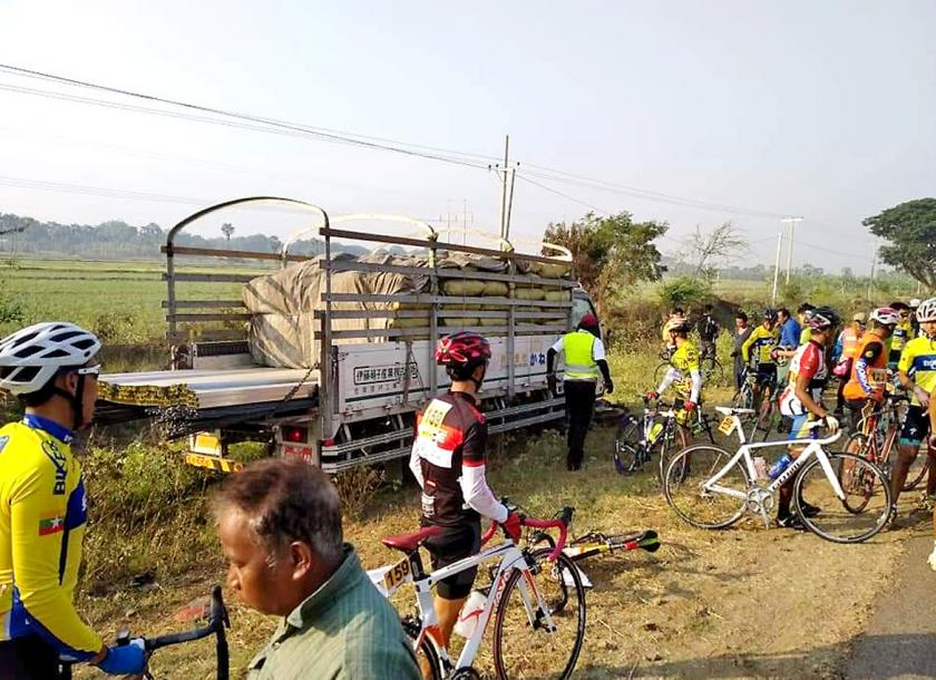 Myanmar cycling coach dies in car accident   The Myanmar Times