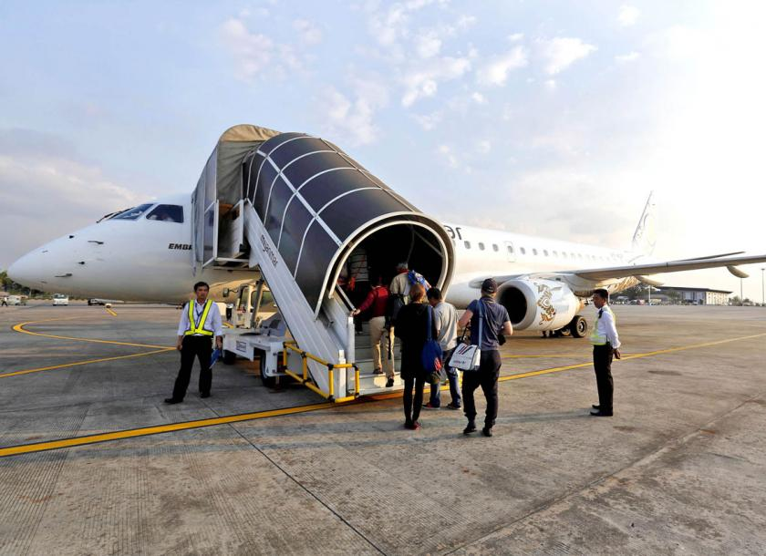 Airport in Chin state to open by September 2020   The