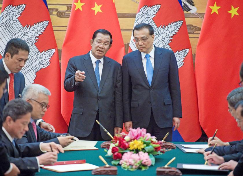 Laos and Cambodia: the China dance | The Myanmar Times