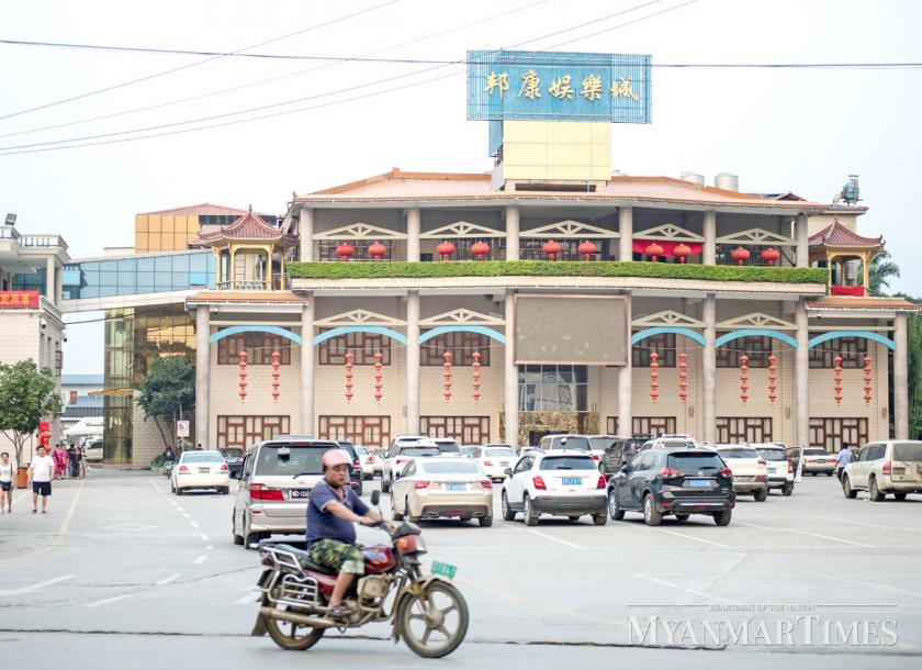 Living in Panghsang: 'It has become a little Chinese town' | The ...