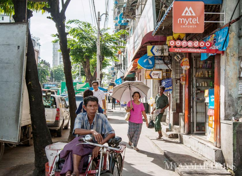 Competition among telcos leading to better pricing in Myanmar | The