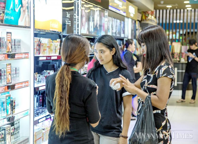 Beauty businesses roiled by rising exchange rate | The