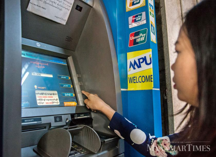 At least five more years needed for Myanmar to go cashless