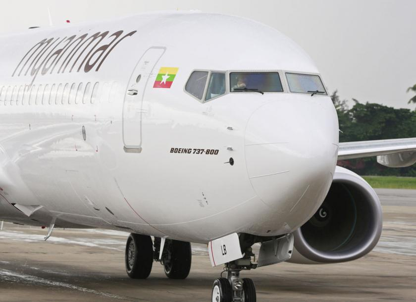 Fuel prices, protectionism hobble Myanmar airline industry | The
