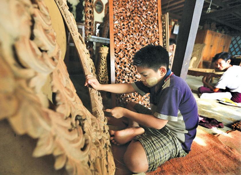 Remarkable Once In High Demand Myanmar Made Furniture Faces Imminent Dailytribune Chair Design For Home Dailytribuneorg