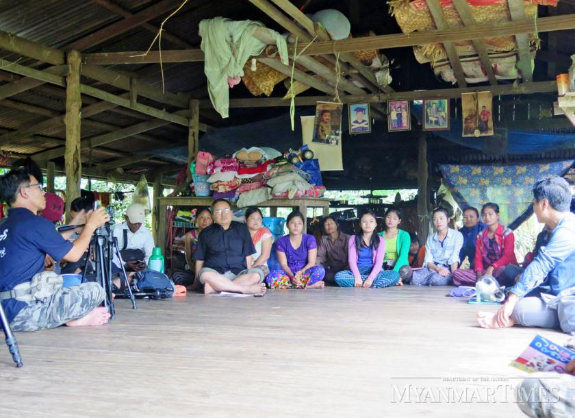 Hein Line villagers worried by plan to save environment in