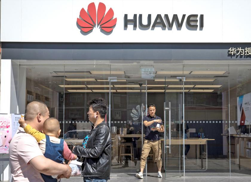 Huawei Says It Is a Victim of U.S. Bullying