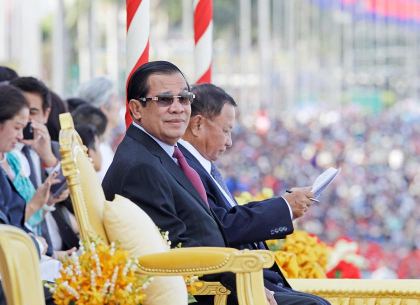 Cambodia's SC dissolves main opposition party