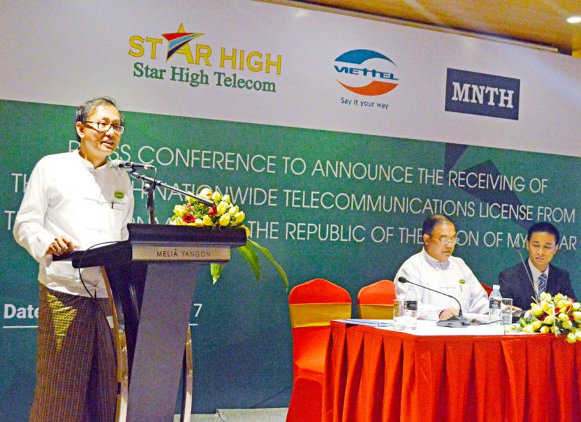 Fourth telco to cover large network | The Myanmar Times