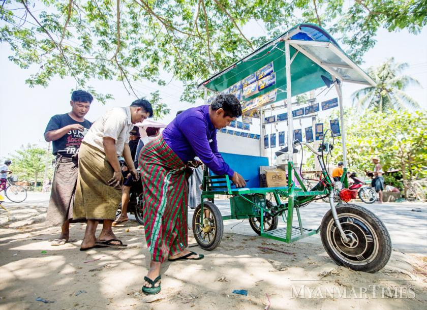 Surmounting the humps of their lives | The Myanmar Times