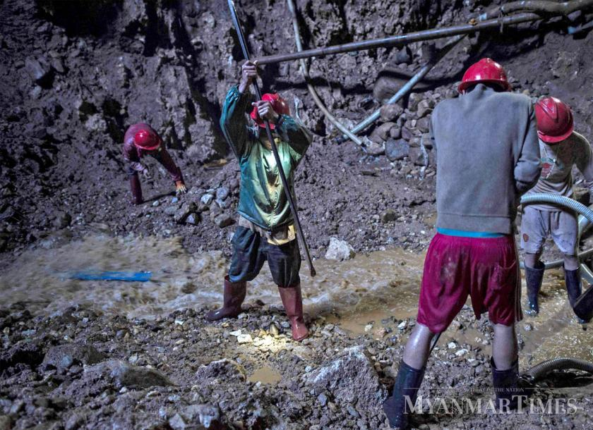 Collapse of old ruby mine kills two in Mogok | The Myanmar Times