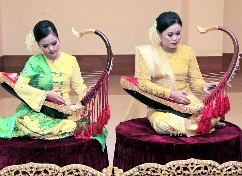 Traditional Myanmar music lives on | The Myanmar Times