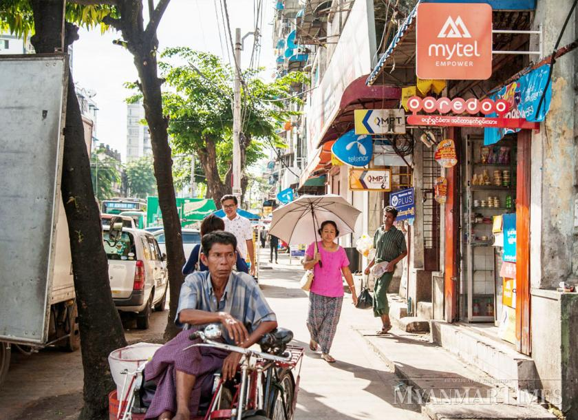 MyTel aims to double subscribers | The Myanmar Times