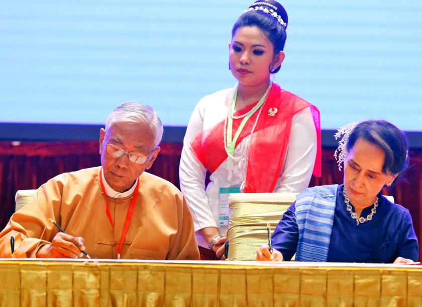 Government Reaffirms Stand On Groups Signing Nca Before Peace Talks