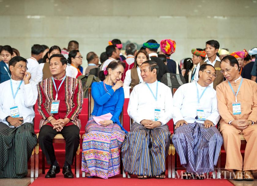 Leaders of NCA signers to meet with State Counsellor and military chief |  The Myanmar Times