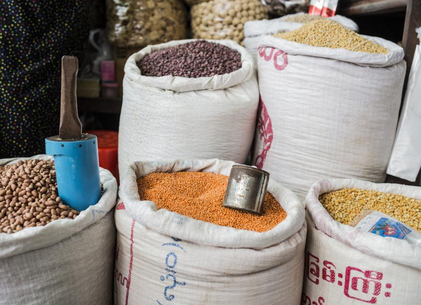 Local, foreign demand for beans and pulses rises after India stops