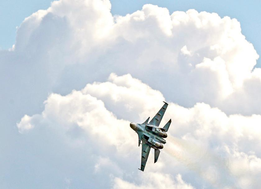 Russian Federation  to sell 6 Su-30 fighters to Myanmar