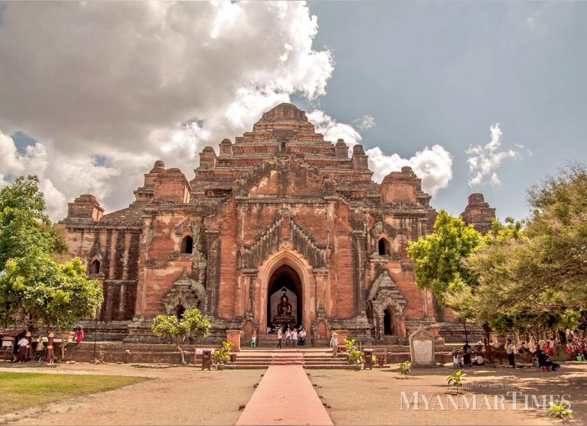 technology and ancient history come together in bagan the myanmar