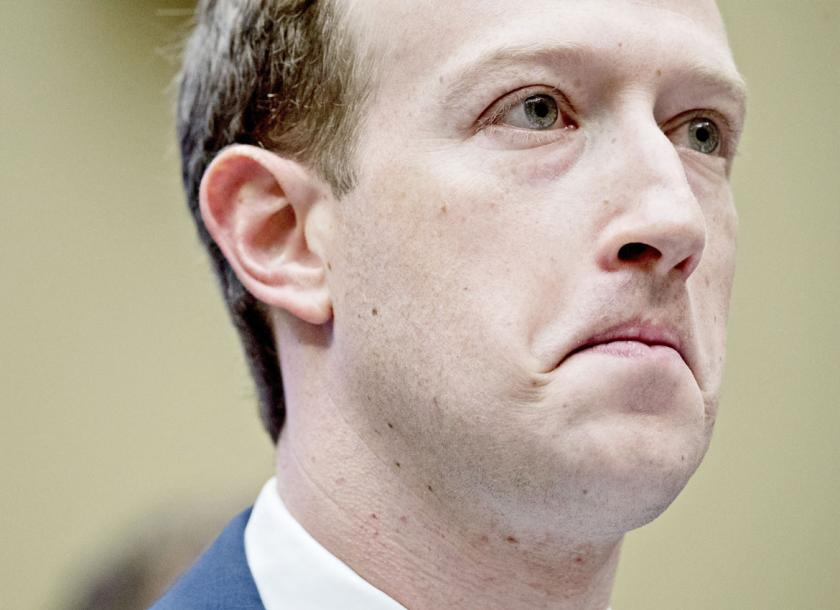 Facebook has worst day of year on downgrade, investigations and exits