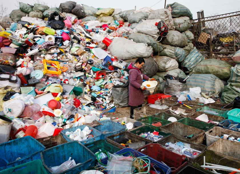 China Indonesia Philippines Thailand And Vietnam Are Dumping More Plastic Into Oceans Than The Rest Of World Bined Southeast Asian Nations