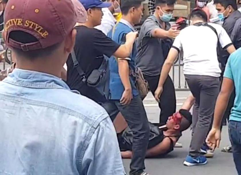 Why did Viet police arrest US student?   The Myanmar Times