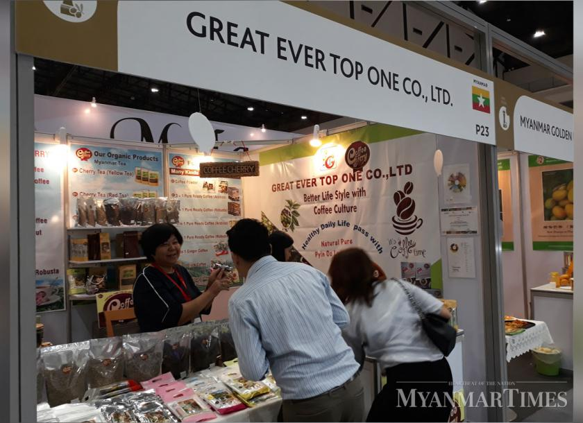 Myanmar businesses showcase products at THAIFEX | The Myanmar Times