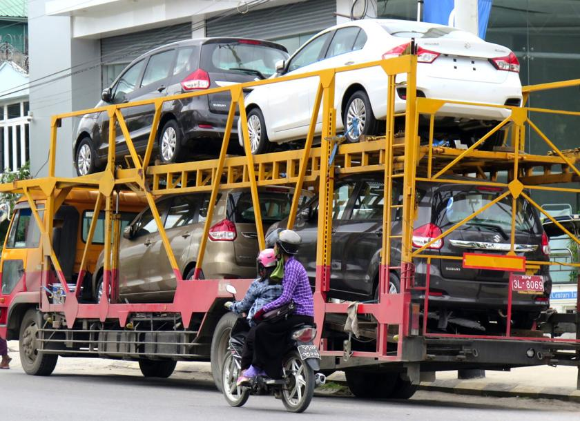 Small Used Cars Sell Like Hotcakes In Mandalay The Myanmar Times