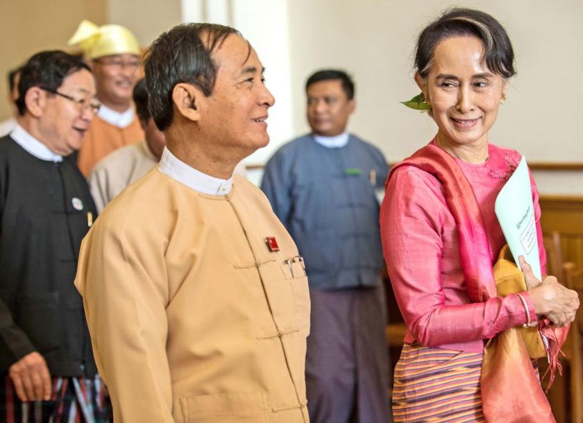 Image result for Win Myint