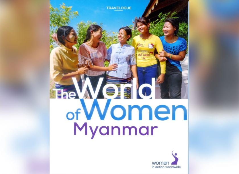Book highlights stories of Myanmar's amazing women | The Myanmar Times