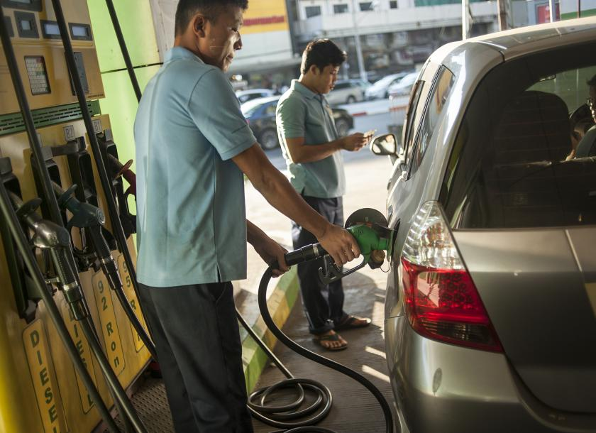 Cost of petrol up on the back of rising oil prices | The