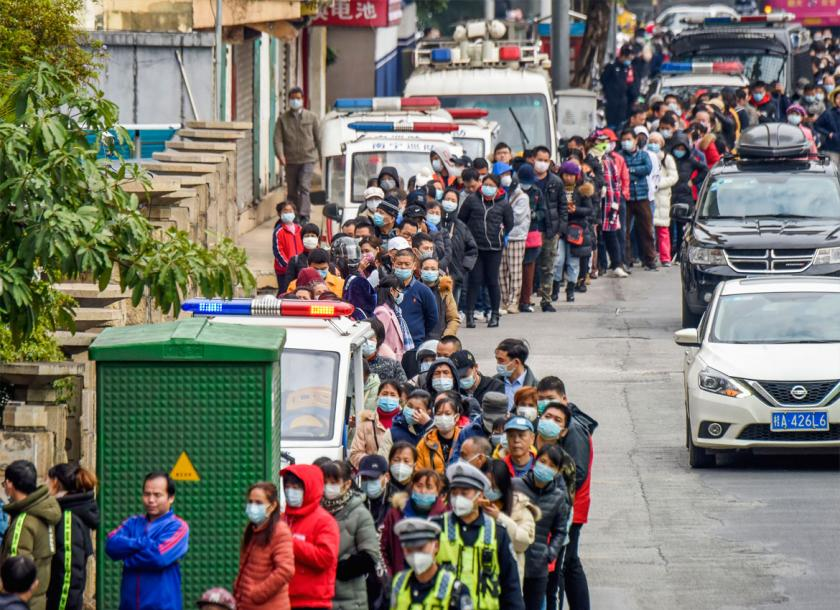 France evacuates citizens from Wuhan as coronavirus death toll reaches over 130