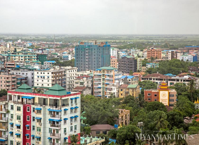 The govt needs to fix existing problems in Yangon before directing resources to the new city. Nyan Zay Htet/The Myanmar Times