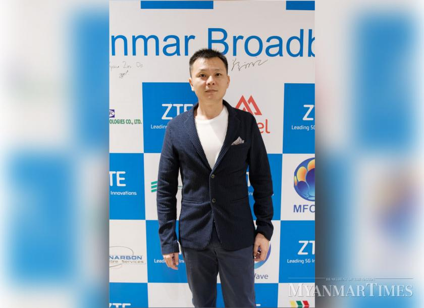 Fixed broadband next phase of growth in Myanmar telecomms: ZTE   The