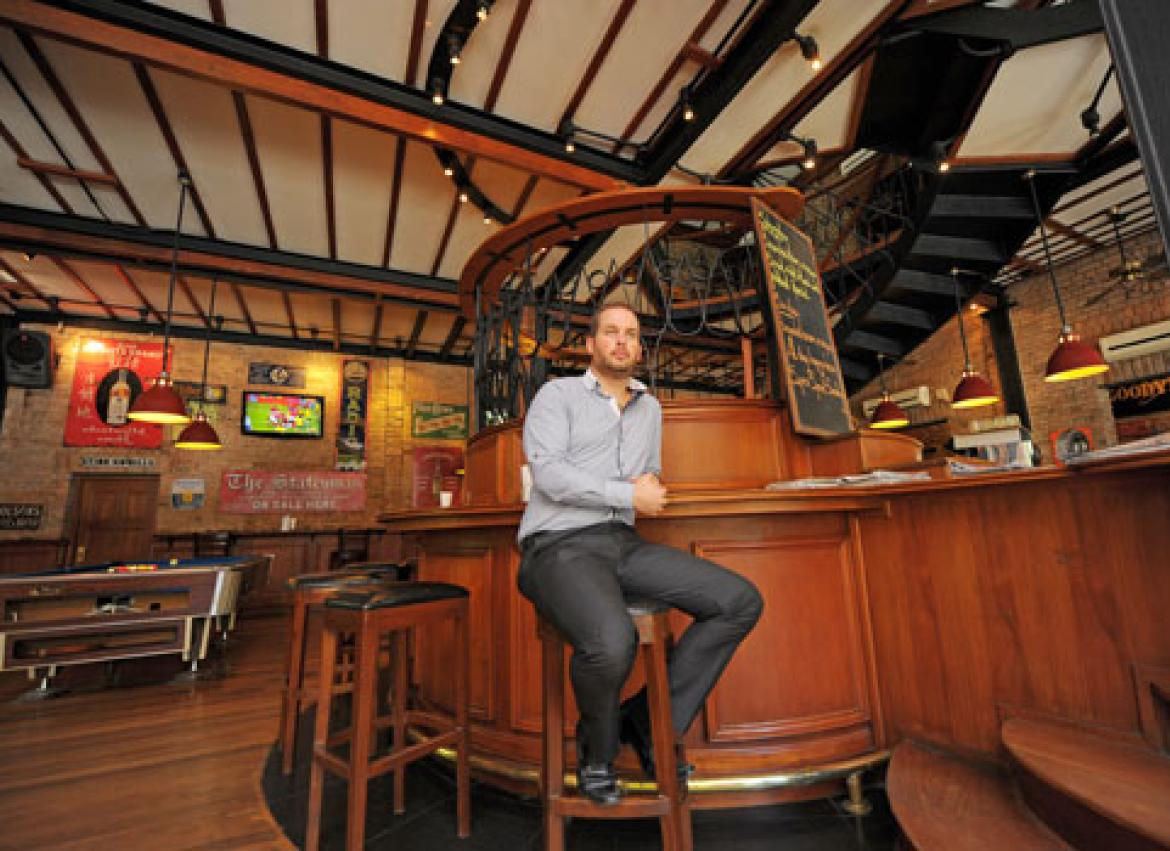 Behind the bar at Yangon's 50th Street | The Myanmar Times