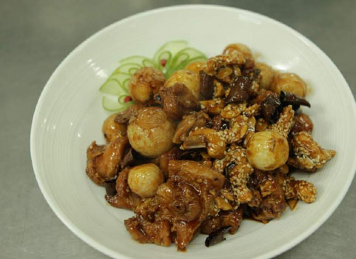 recipe szechuan kung pao chicken  the myanmar times