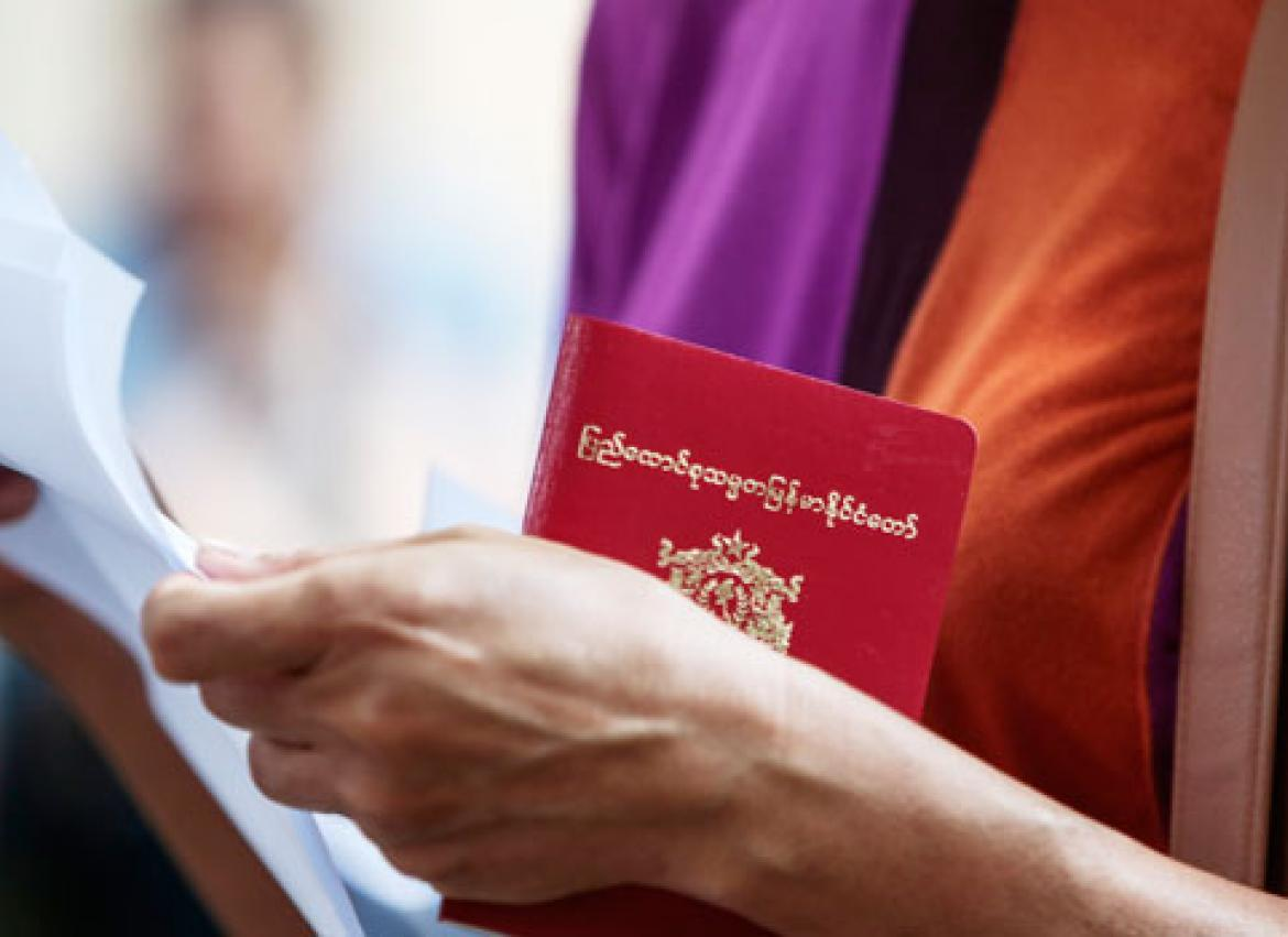 What's the least useful passport? | The Myanmar Times
