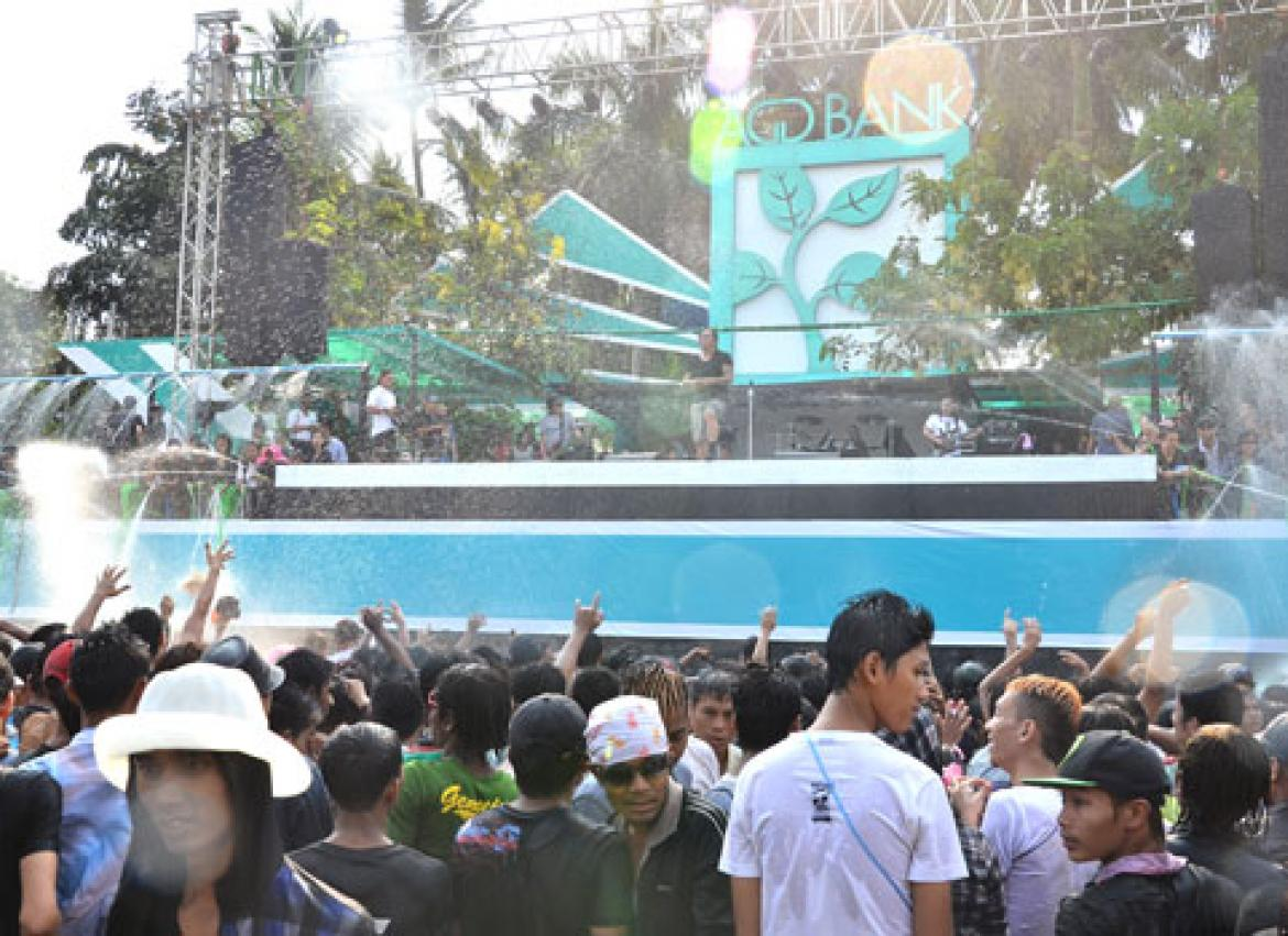 Where top celebrities will be performing | The Myanmar Times