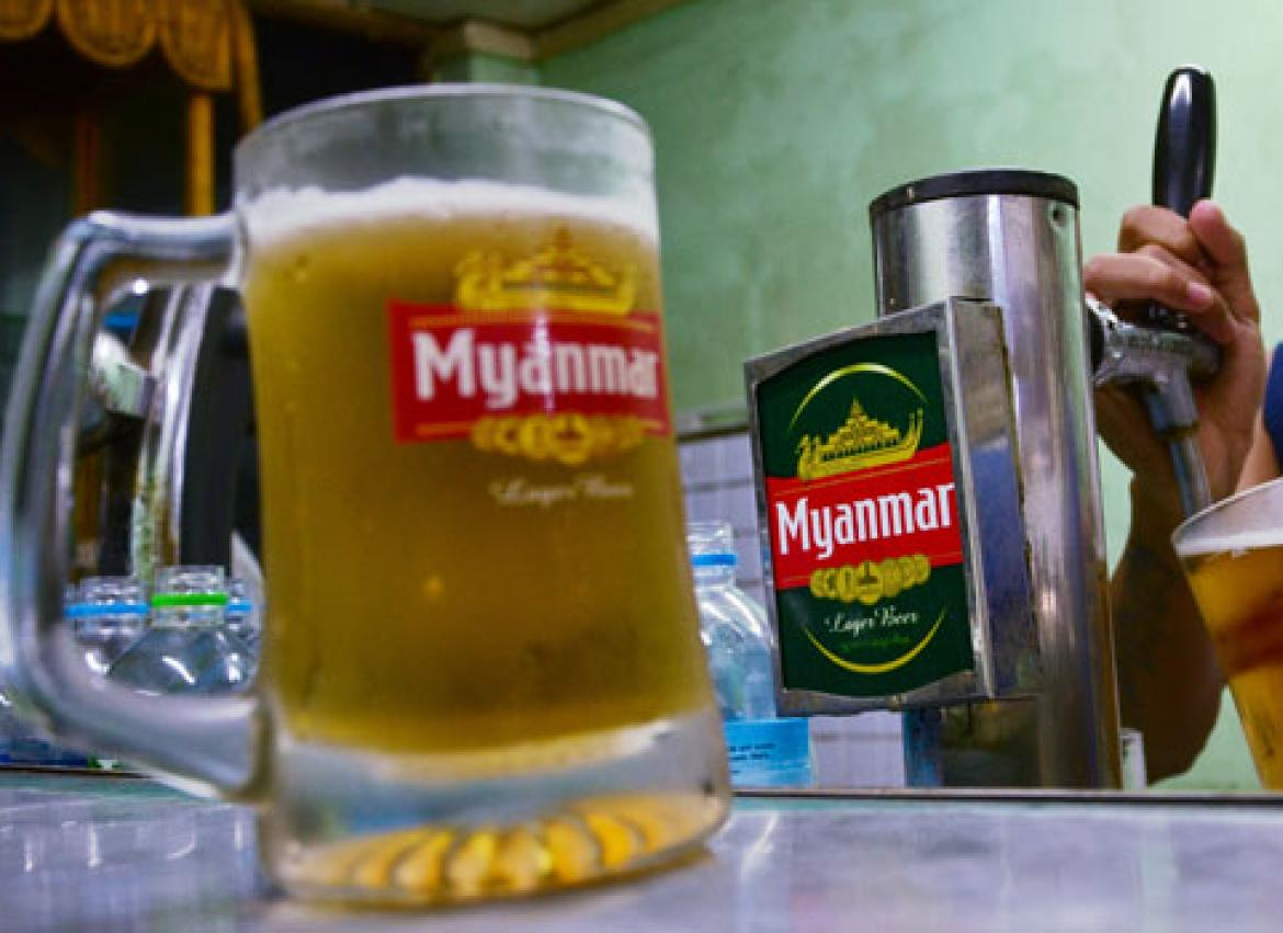 Let's raise a glass, Myanmar | The Myanmar Times