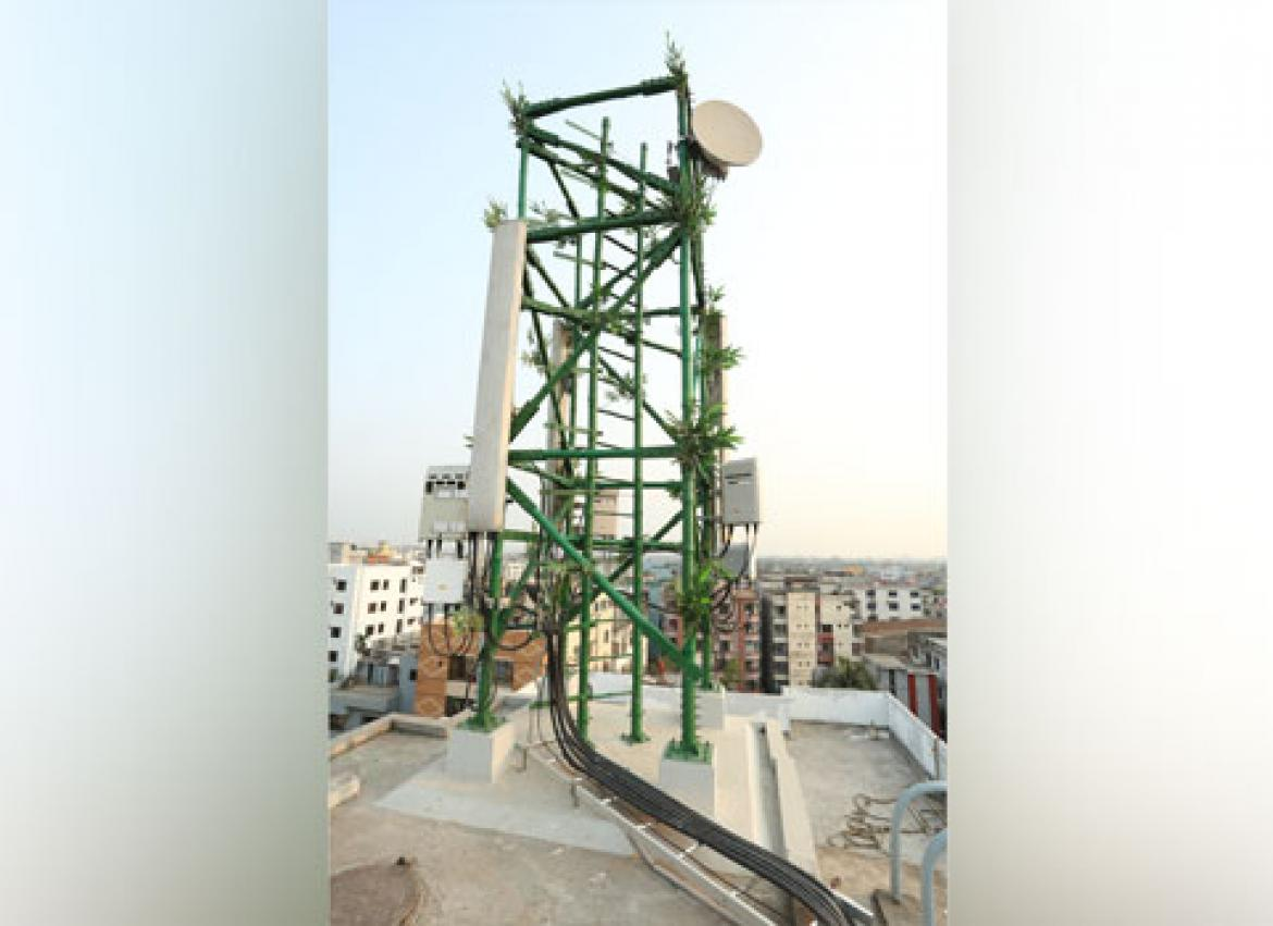 Eco-friendly telecom towers of the future | The Myanmar Times