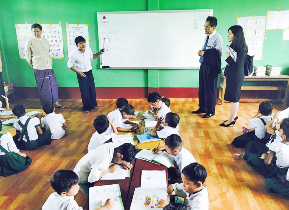 engineering education in myanmar Our classes, run by eec business school in myanmar, are conducted by experienced academic teachers from poland and other eu countries.
