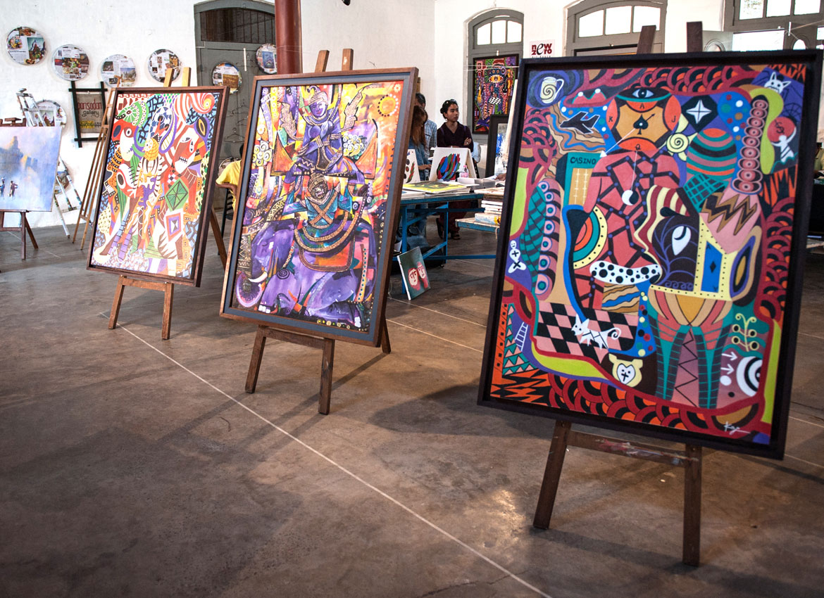 Not yet the Golden age for art fairs | The Myanmar Times